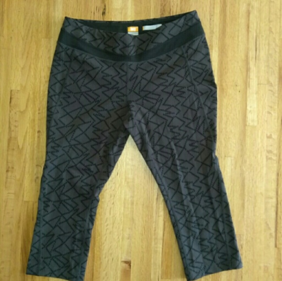 539e8f6dc6 Lucy Pants | Powermax Hatha Collection Black Gray | Poshmark
